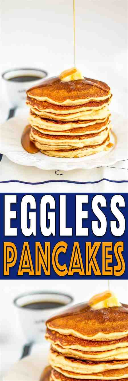 Easy Pancakes Recipe Without Eggs + cyclovent diabetes ...